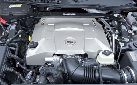 F Bf C Ec Fede C Acdf A B F on 2006 Cadillac Cts Engine